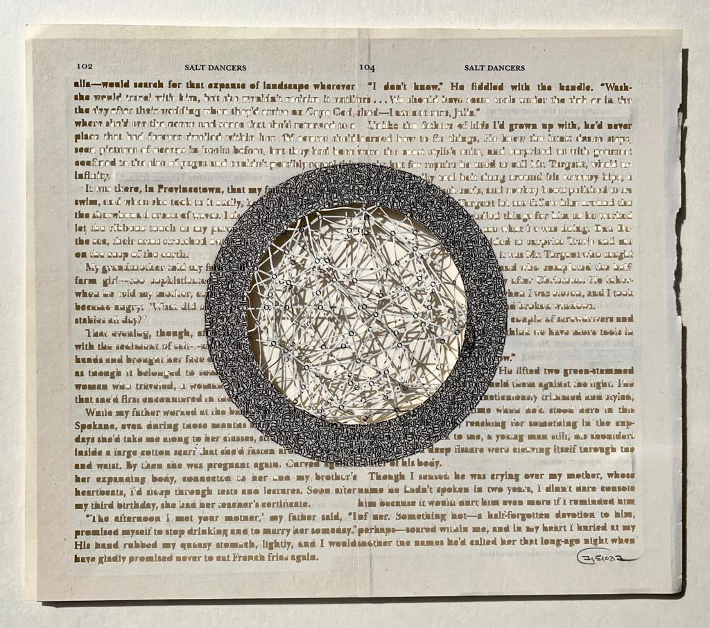 Youdhisthir Maharjan reclaimed  book pages